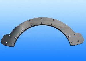Molybdenum electrode screen